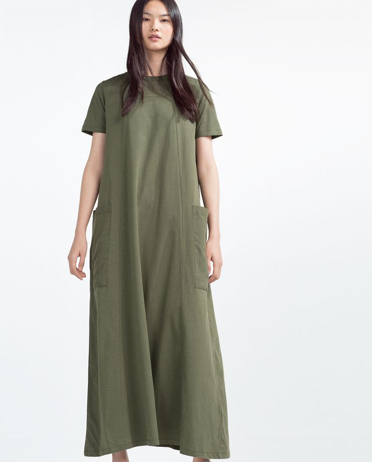 OVERSIZED DRESS-View All-DRESSES-WOMAN | ZARA United States