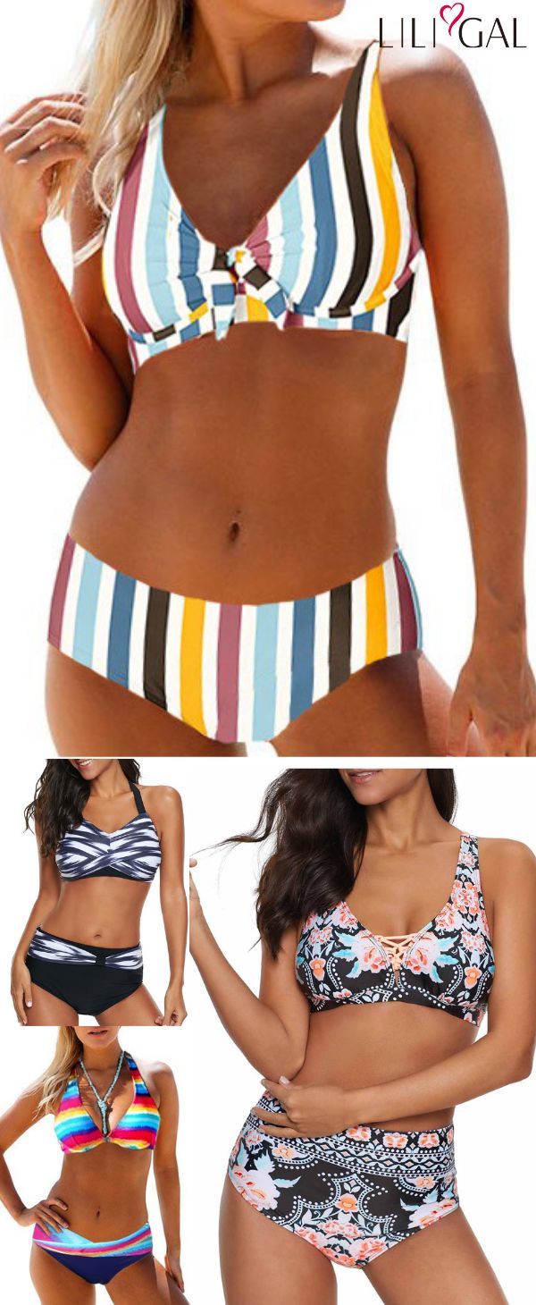 Cute and Classy Bikinis for Summer Vacation