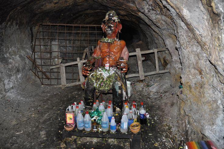 tio de la mina