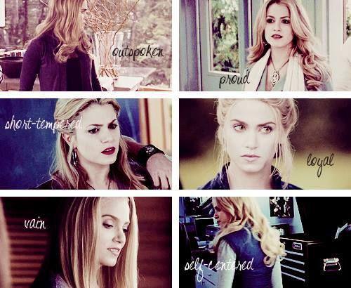 #TwilightSaga - Rosalie Hale
