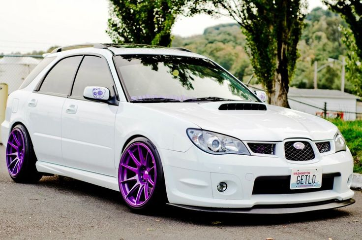 White & purple.. so sick!! makes me miss my wagon!!