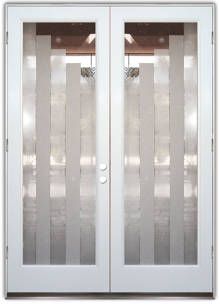 137 best Double Entry Doors - Frosted Glass Doors images on ...