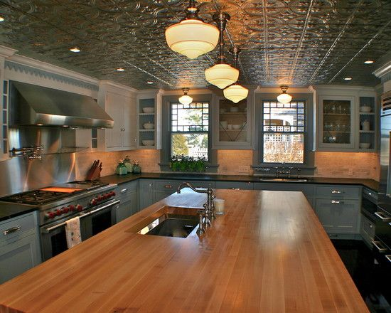 tin ceiling tiles in kitchen 1000 ideas about tin ceiling kitchen on 8528
