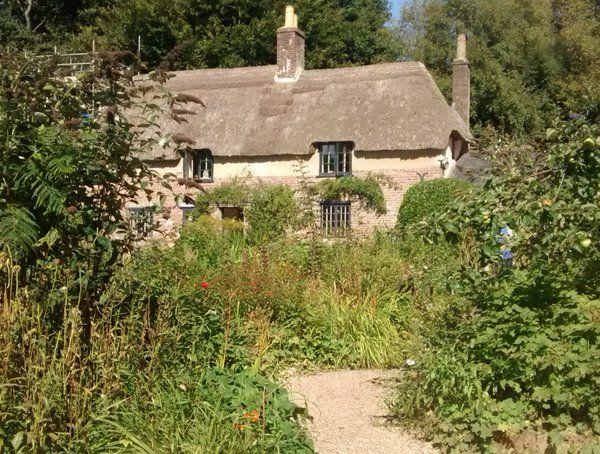 Thomas Hardy's cottage, Higher Bockhampton, Dorset
