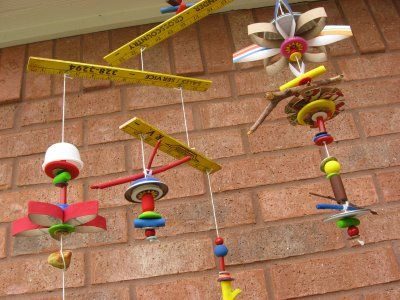 154 best images about recycled art ideas on pinterest recycling recycled materials and bottle - Recycling mobel ...