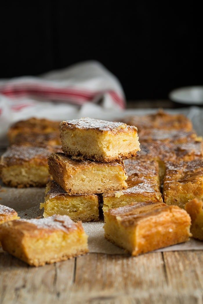 A very delicious gooey butter cake