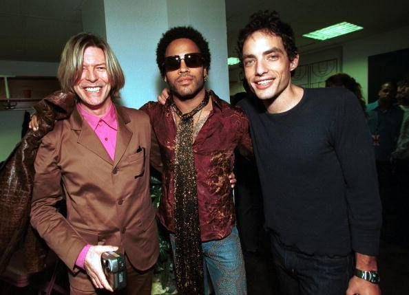 DB with Lenny Kravitz and Jakob Dylan