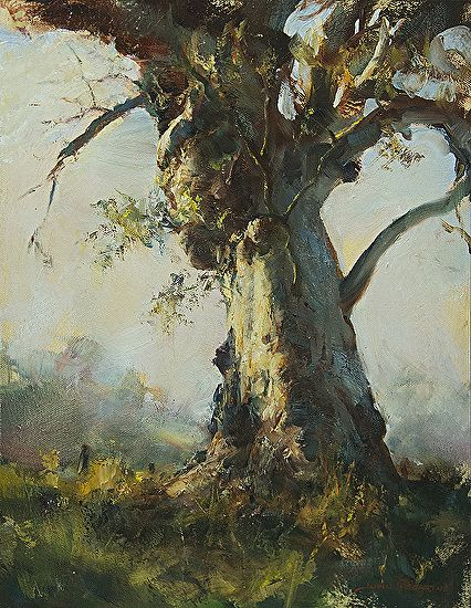 FineArtViews Painting Competition Entry peggy jackson