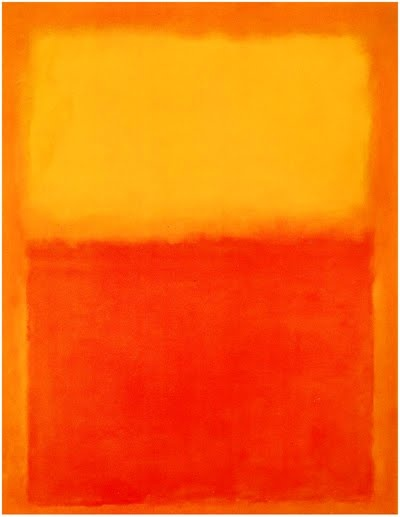 I love how controversial the apparent simplicity of Rothko's paintings have become. Is it too 'simple' to impress?