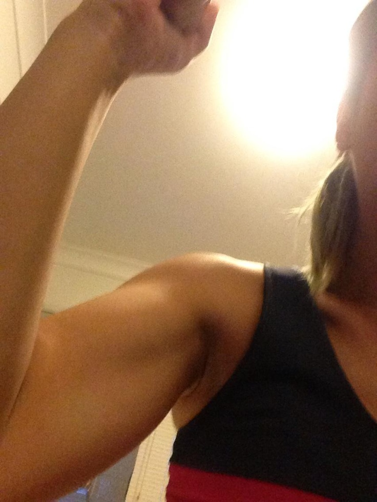 @twofolded - Day 1 -   Flexing will power muscle