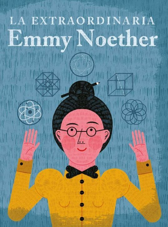 Ecofeminismo, decrecimiento y alternativas al desarrollo: La extraordinaria Emmy Noether