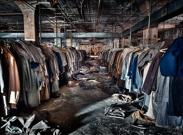 Manufacturer of fine suits and jackets, the Lebow Clothing Factory was built in the 1930s and provided thousands of blue-collar jobs in Baltimore. Closed in 1985, the factory is undergoing a $26.5 million renovation with the Baltimore City Schools.