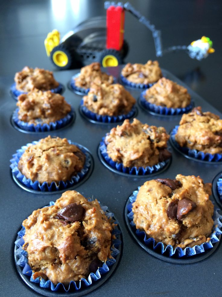 J'ai fait ces mini muffins avec mes enfants et mes neveux; ils ont disparu très, très rapidement! DÉ-LI-CI-EUX! Ingrédients (pour 24 mini muffins): Secs 3/4 de tasse de farine tout usage 3/4 …