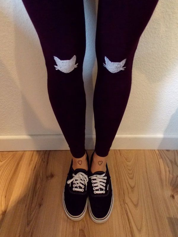 The 5 Craziest Cat Leggings to Rock This Spring | Catster