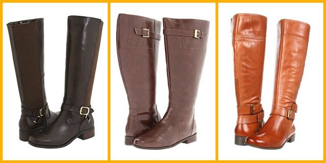 Hems for Her Trendy Plus Size Fashion for Women...cute boots.
