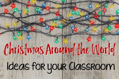 Christmas Around the World   Do you teacher a unit on Christmas Traditions Around the World?  Click HERE to pick up some new ideas.  You can pick up this FREE Christmas Around the World Word Search too!  christmas Christmas Around The World Christmas word search pawsitivelyteaching word search