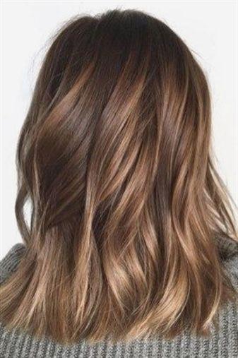Fantastic Brunette Balayage Hair Color Ideas 06 #OmbreHairColor