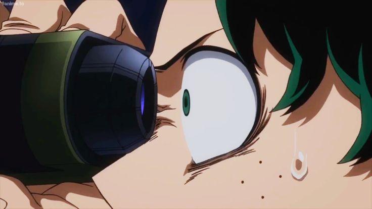 my Hero Academia season 3 episode 9
