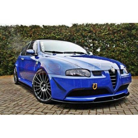 Lame de Pare choc Avant Alfa Romeo 147 GTA