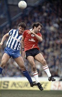 Frank Worthington Southampton 1984