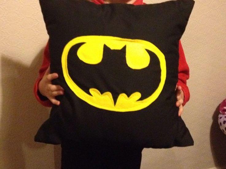 Batman cushion