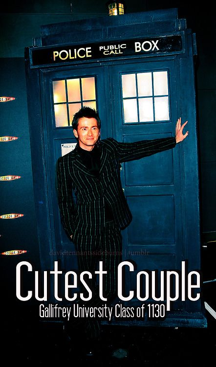 The Cutest Couple... hahah: Allonsi, The Doctors, The Tardis, Funny But True, Cutest Couple, Doctors Who, Favorite Doctors, Dr. Who, David Tennant Tardis