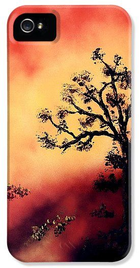Way To The Light IPhone 5 / 5s CasePrinted with Fine Art spray painting image Way To The Light by Nandor Molnar (When you visit the Shop, change the orientation, background color and image size as you wish)