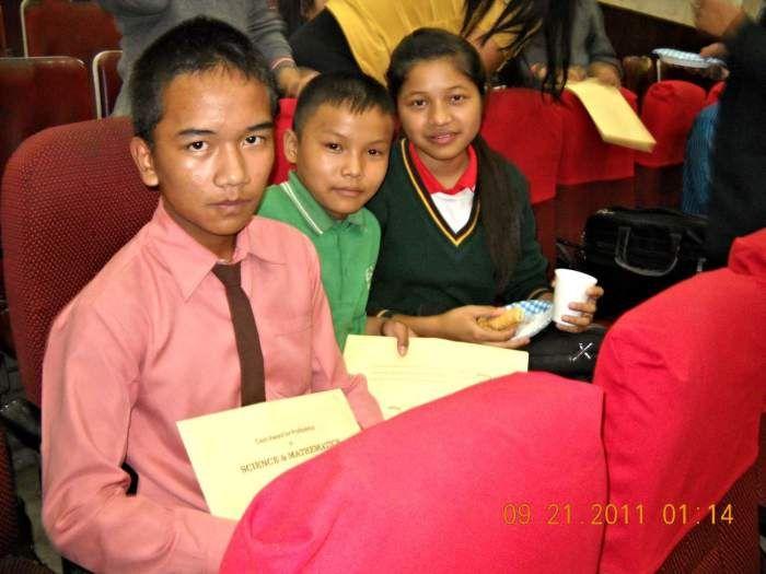 Mizo school zirlai naupang chhuanawm thlalak