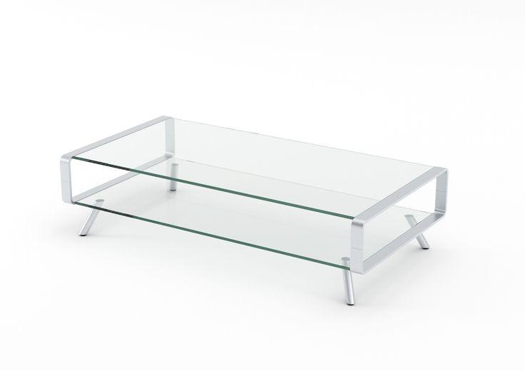 Helderr glas design meubelen