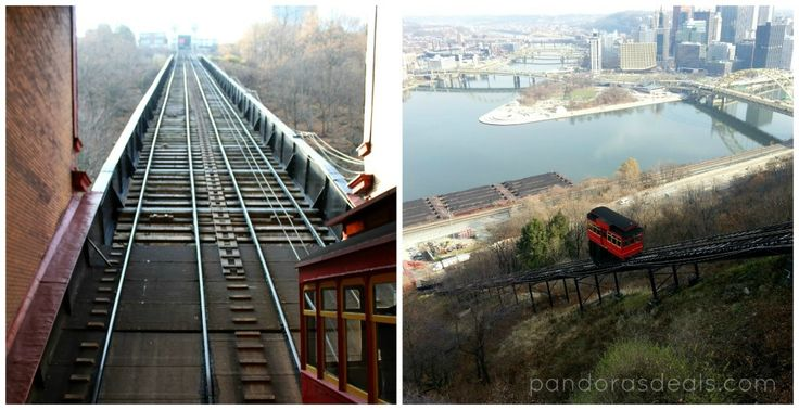 Visit Pittsburgh: The Duquesne Incline & One Amazing View