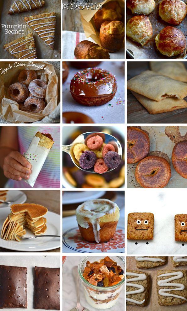 The Very Best Gluten-Free Breakfast Recipes (so far) - for Christmas Breakfast!