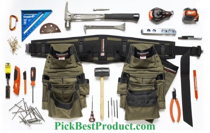 7 Best Tool Belt For Carpenters