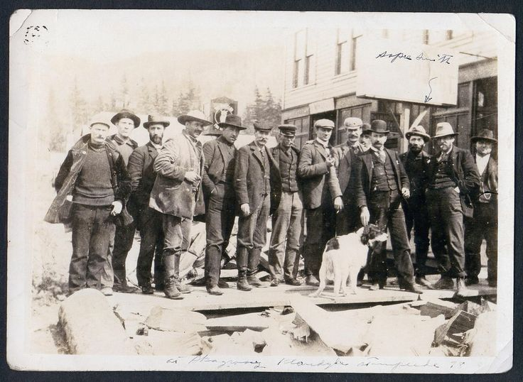 klondike gold rush | Original 1898 Photos Soapy Smith Alaska Klondike Gold Rush | eBay