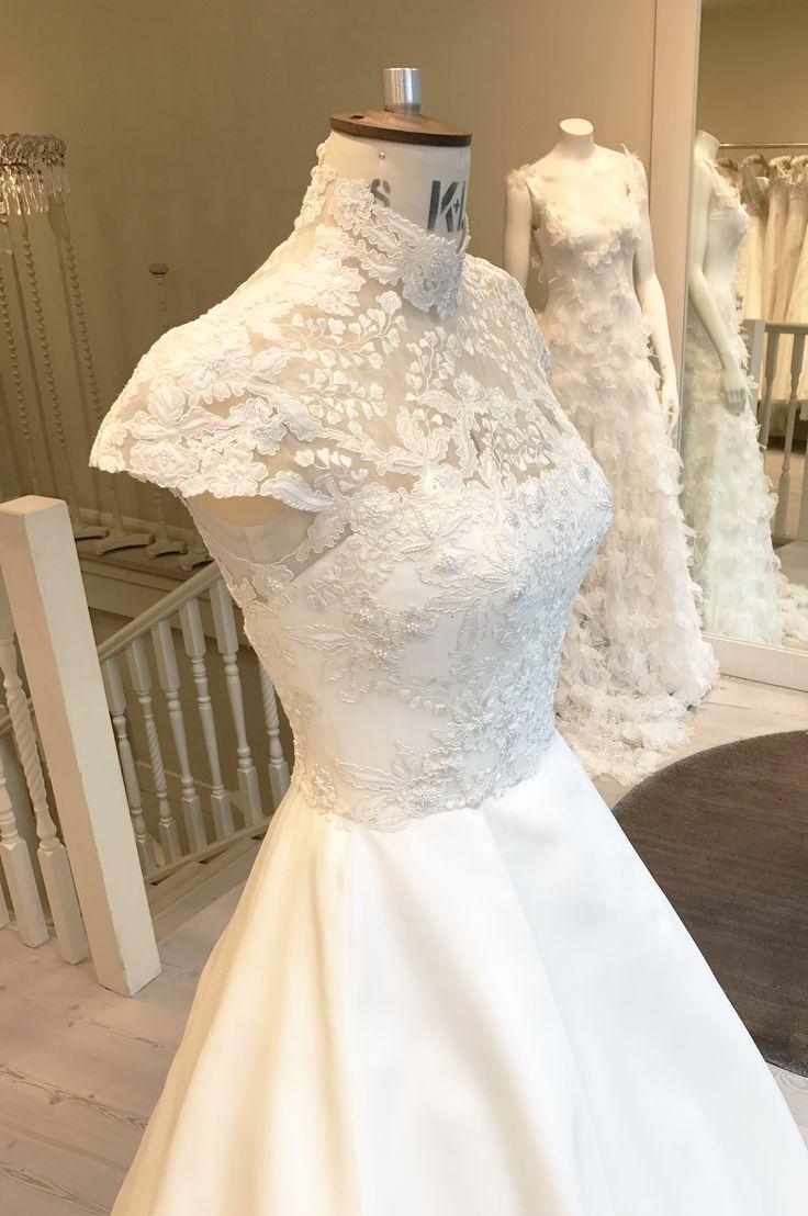 25 best high neck dress ideas on pinterest bridal