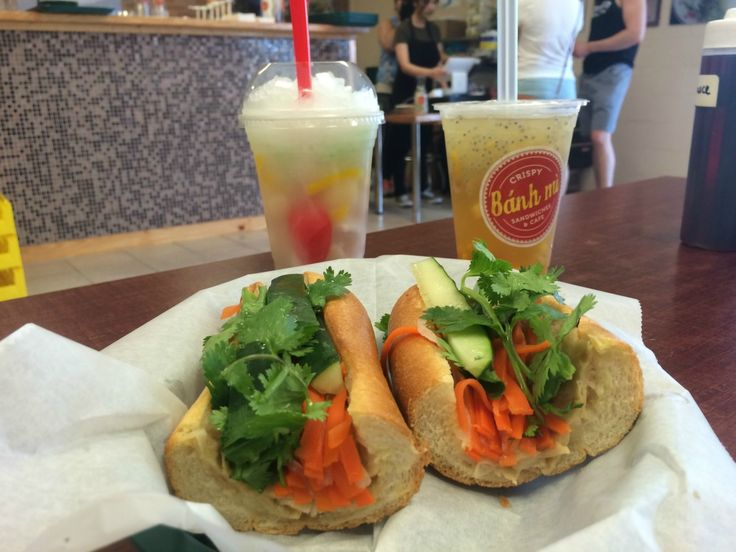 Vietnamese food lovers, go get your life at Crispy Banh Mi - Charlotte Agenda