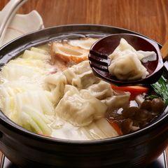 Gyoza Nabe Hot Pot