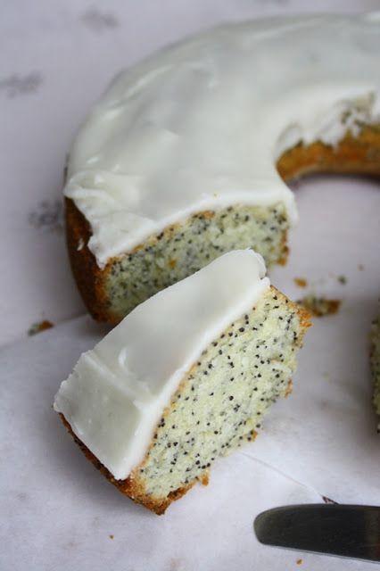 Poppy Seed Cake | Food for the heart | Pinterest | Poppy Seed Cake ...
