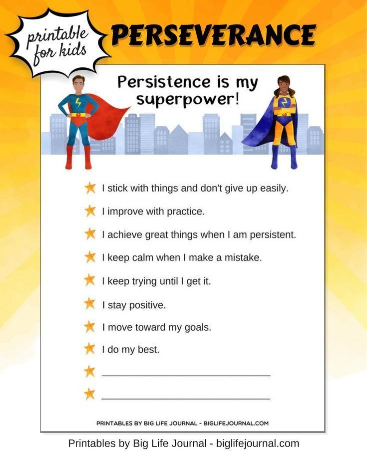 Growth Mindset Activity Kit PDF (ages 4-10) | pbis ...