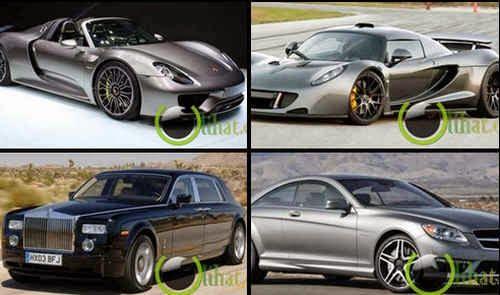 10 Mobil yang paling Termahal di Dunia Tahun 2014