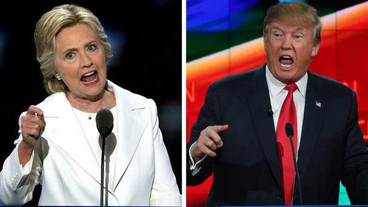 Clinton vs. Trump: 6 Surprising but Possible Election Outcomes: Latest 2016 presidential polls in Clinton vs. Trump show ties in a string of battleground states. Here are 6 possible election outcomes that would surprise.