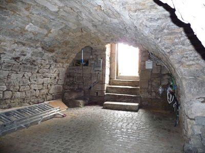 Bild / Foto: Suche Tips zum verfugen eines Gewölbekellers aus Natursteinen