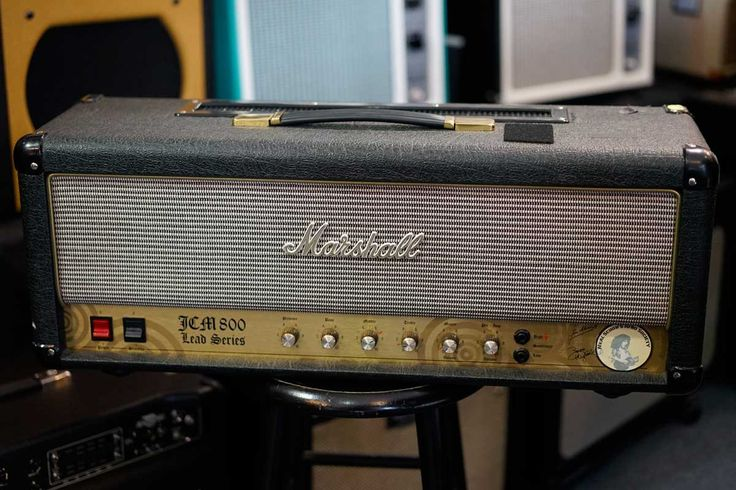Marshall 2203 JCM800ZW Zakk Wylde Signature Head (Neal Schon Private Collection) (Pre-Owned)