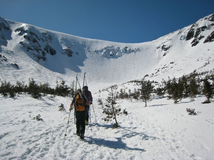 17 best images about tuckerman ravine on pinterest for Ski cabins in new hampshire
