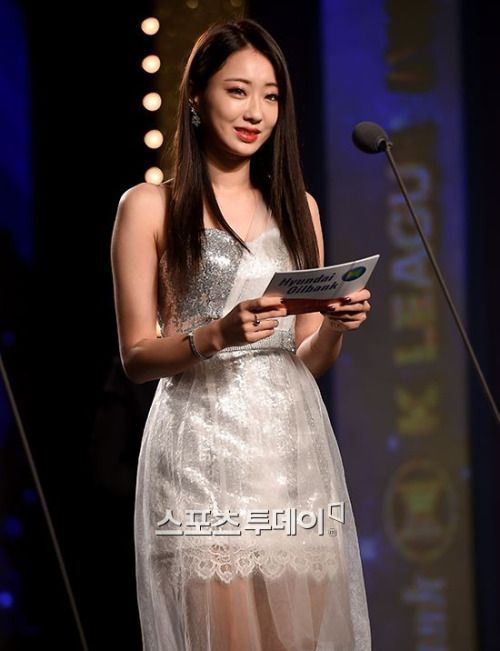 KyungRi (Nine Muses) - KBS 2016 K League Classic Awards Pics