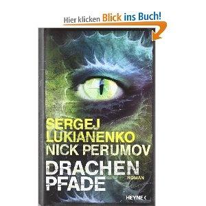 Drachenpfade von Sergej Lukianenko - Roman