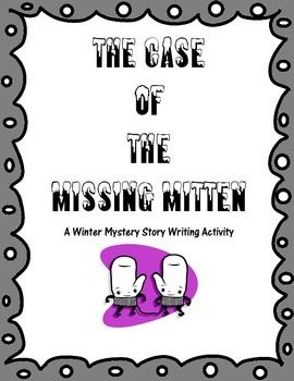 A great winter culminating activity to your genre mystery lessons!  This activity includes a title page template, prewriting graphic organizer, publishing paper, success criteria checklist and assessment rubric.  Your kids will love to write this mystery story!