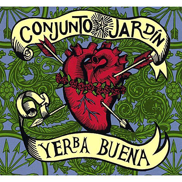 Conjunto Jardin - Yerba Buena, Green