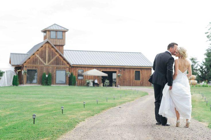 PRIVATE NIAGARA ESTATE WEDDING FROM DISTINCT OCCASIONS on Vineyard Bride