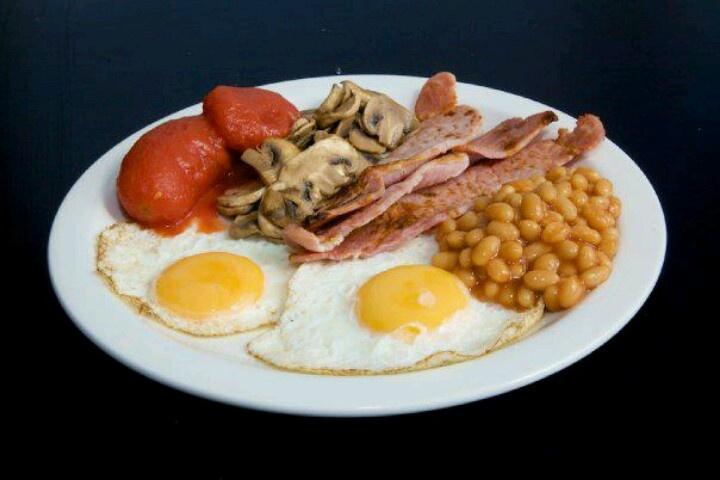 My favourite slimming world breakfast!