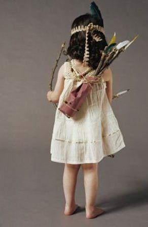 tiger lily (& peter pan) costume